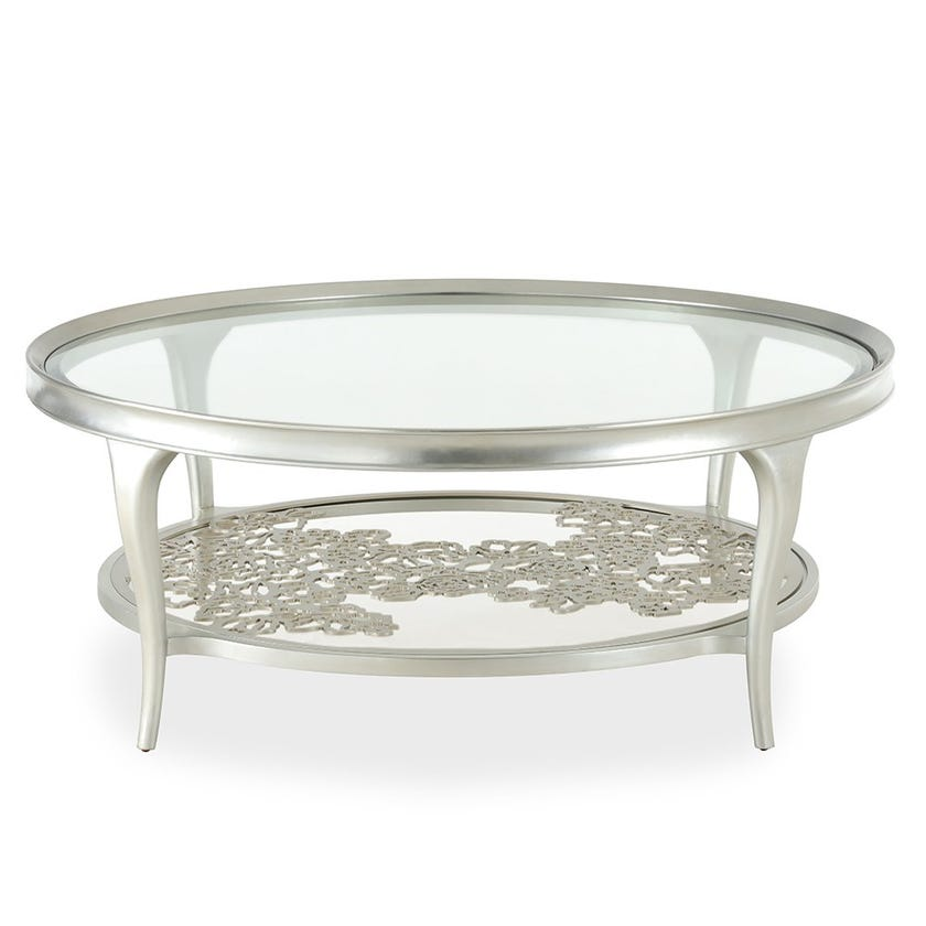 Donna Wooden Coffee Table