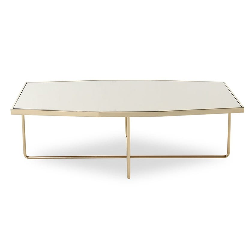 Kate Coffee Table - Gold