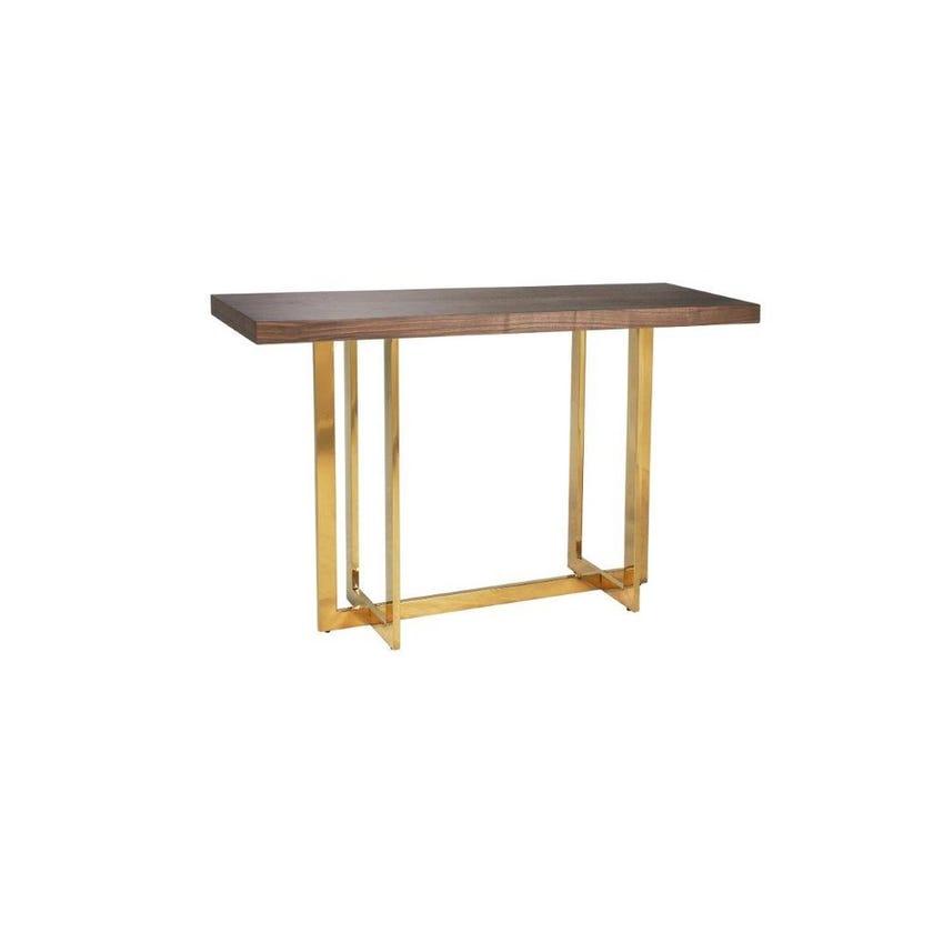 Pert Veneer Console Table