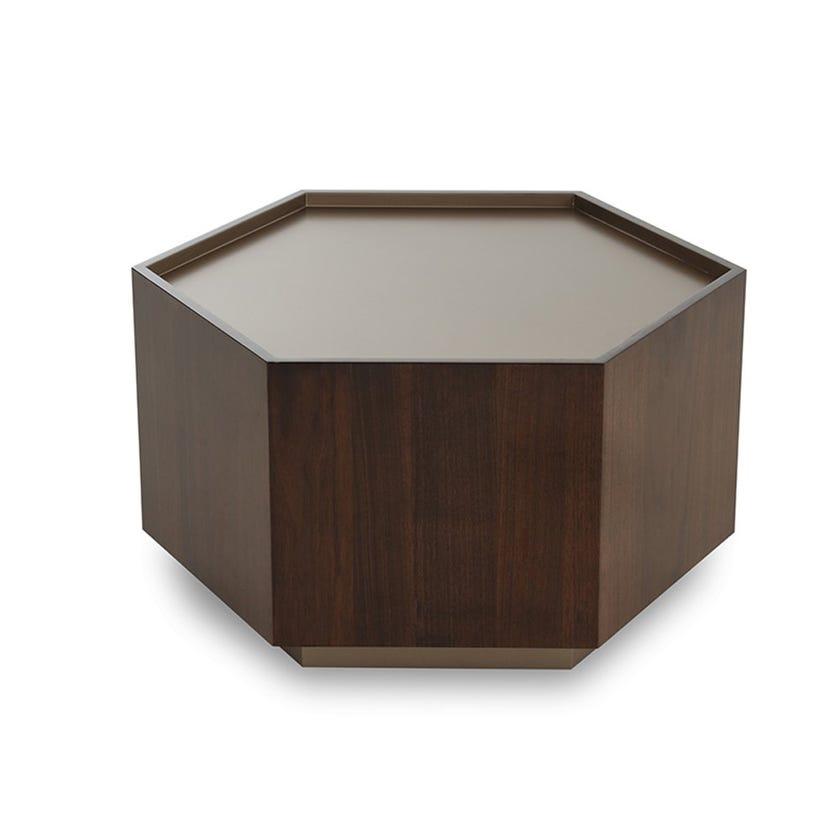 Domino Coffee Table Medium, Brown