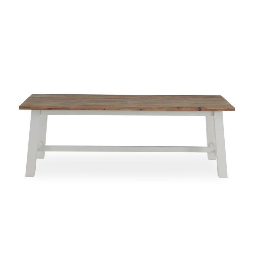 New Elli Veneer 8-seater Dining Table - Natural