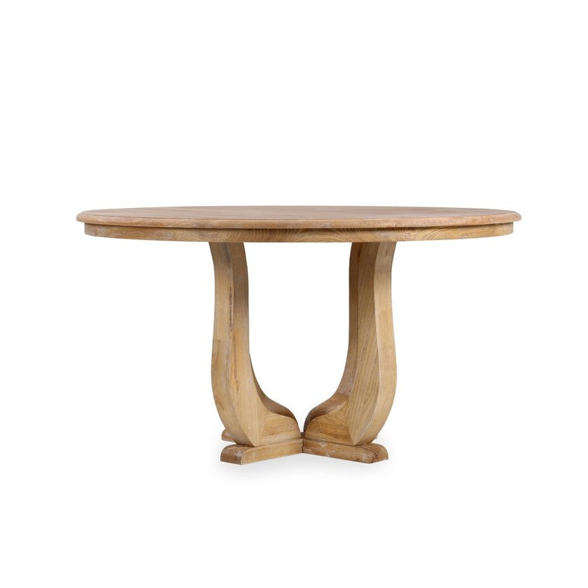 Chester Wooden 4-seater Dining Table
