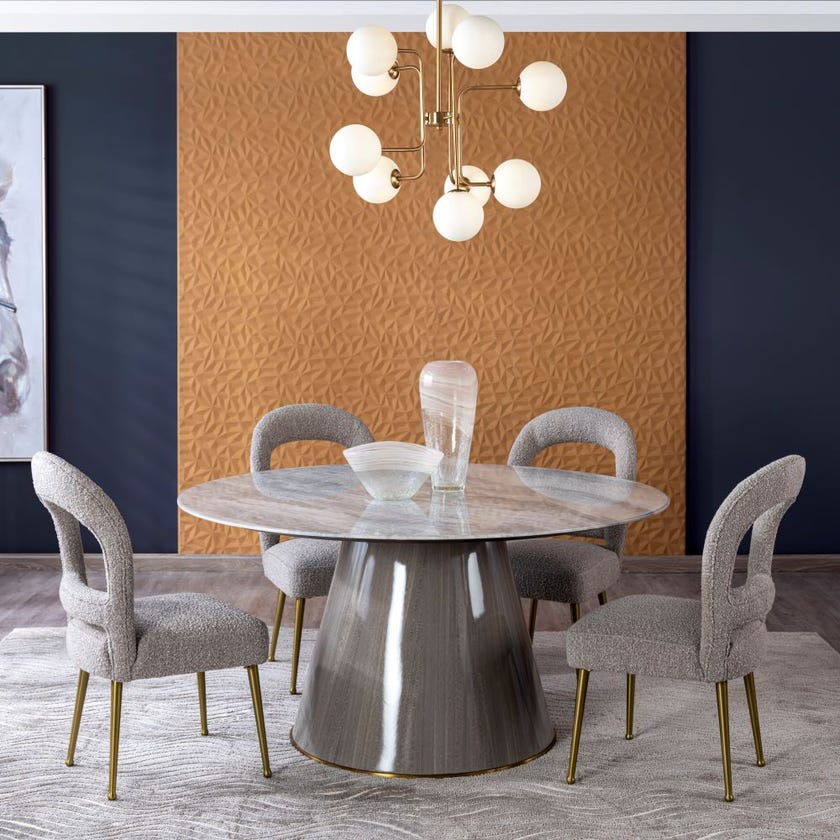 Alex Marble Dining Table