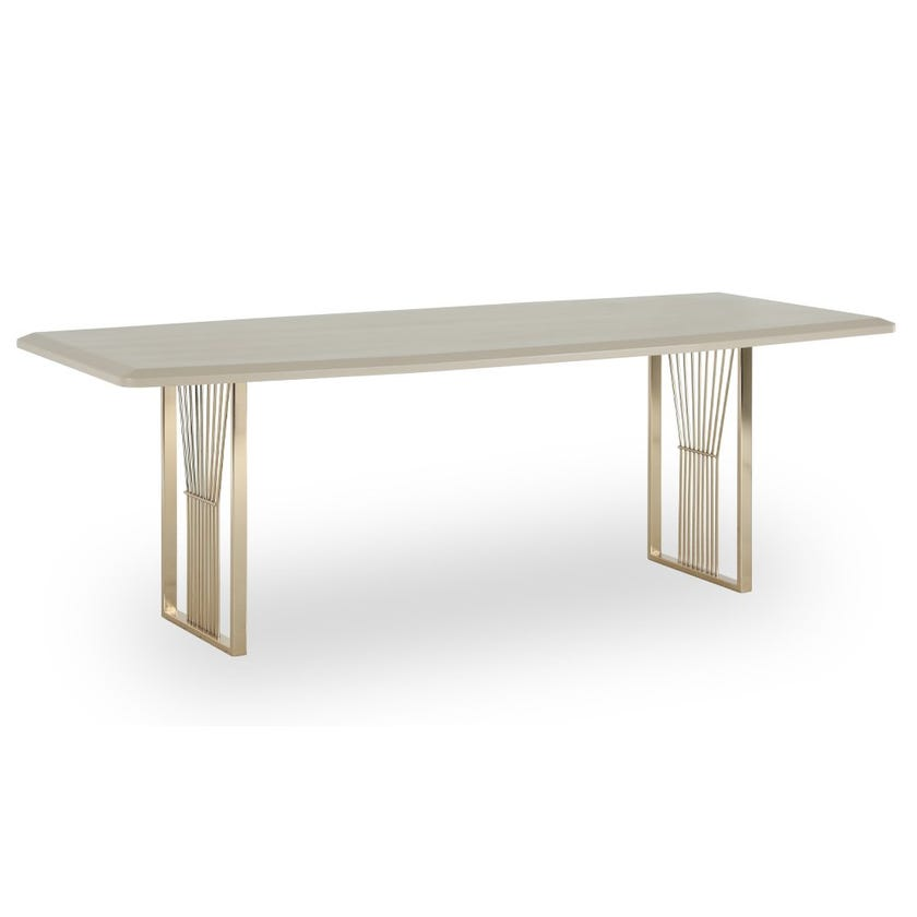 Kate Engineered Wood 6-seater Dining Table