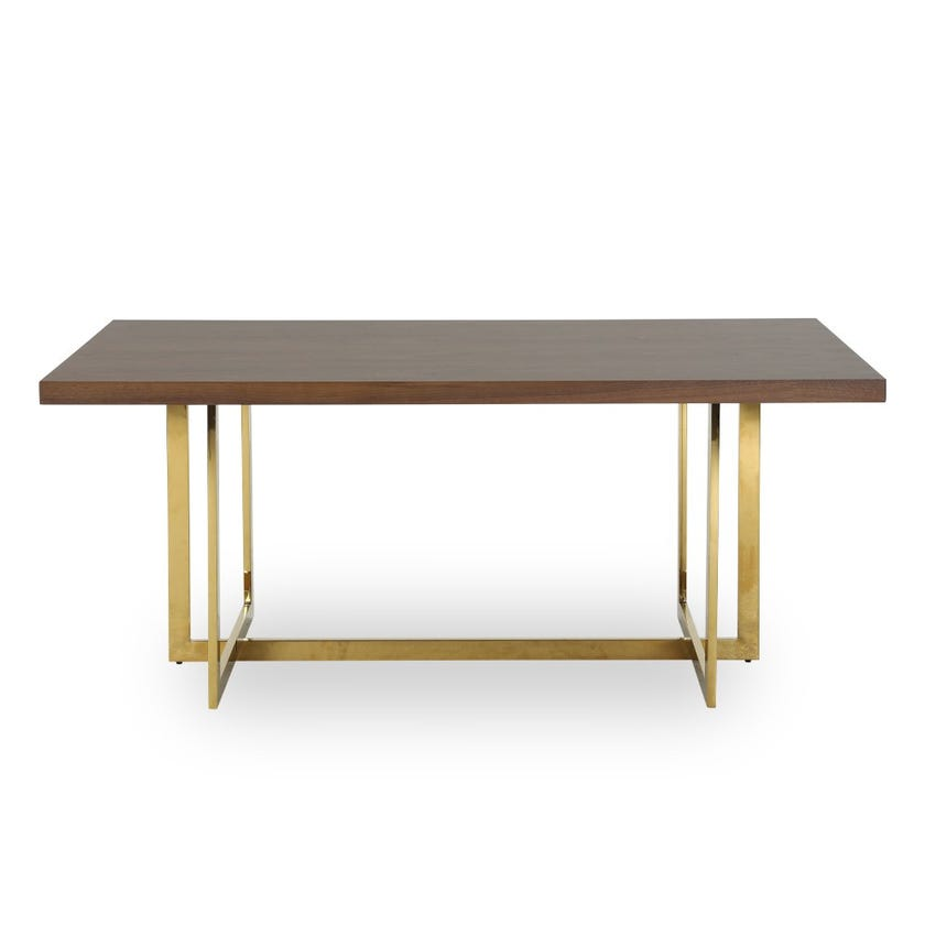 Pert Wooden Dining Table