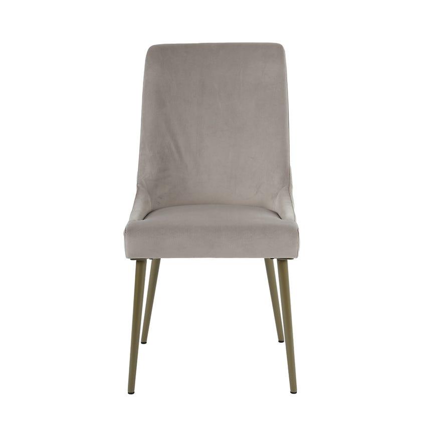 Cathelin Dining Chair, Grey