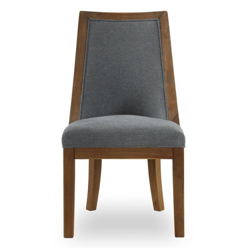 Rayyan Wooden Dining Chair, Natural
