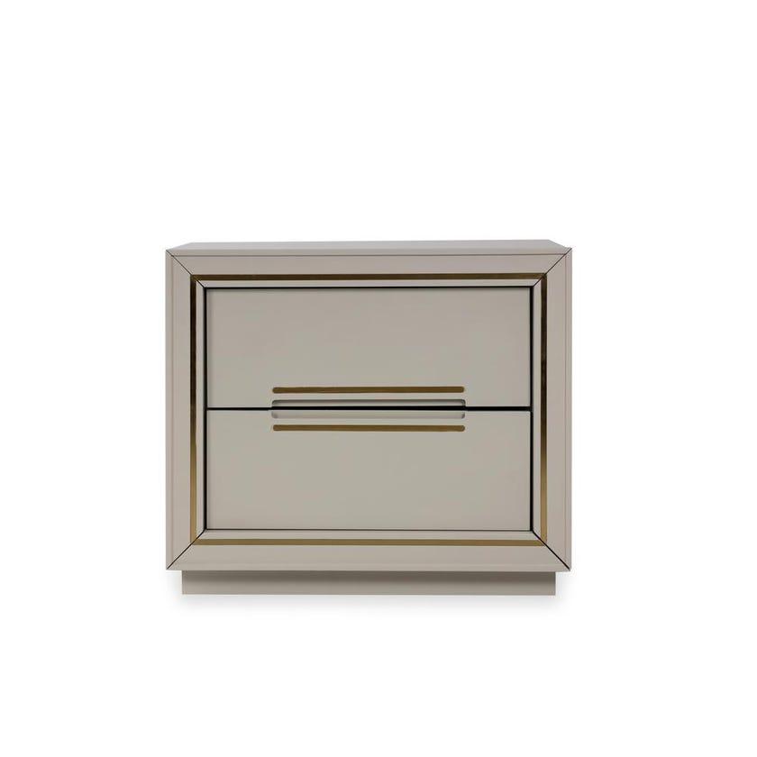 Davis 2-drawer Nightstand