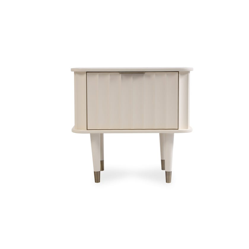 Clara Nightstand With Drawer