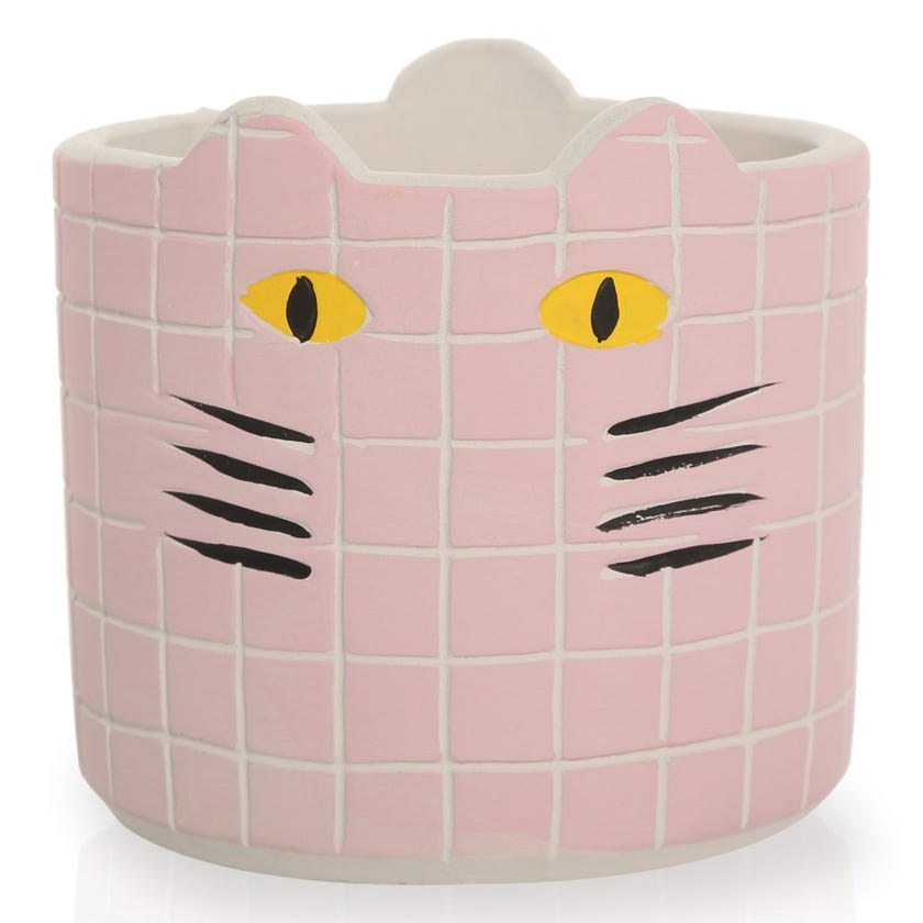 Fritz Planter Pot, Pink – Small