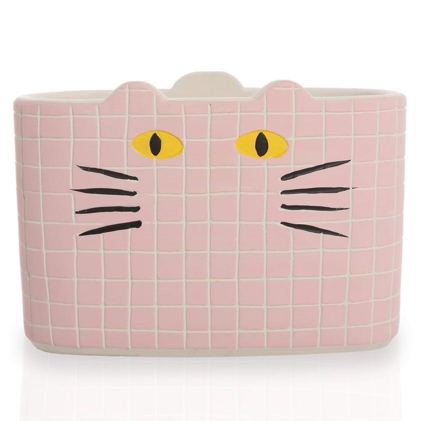 Katz Planter Pot, Pink