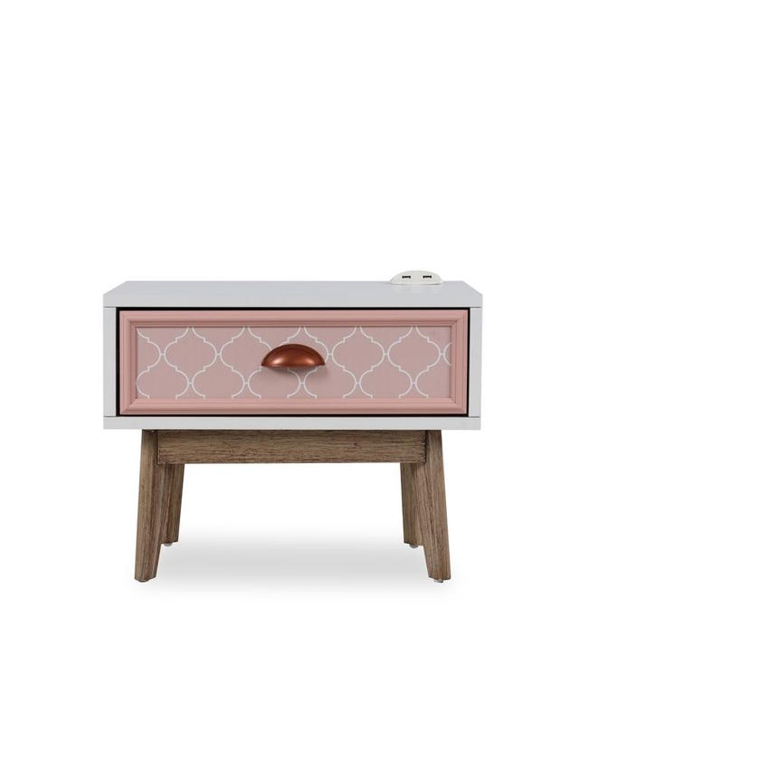 Diana Nightstand with Drawer