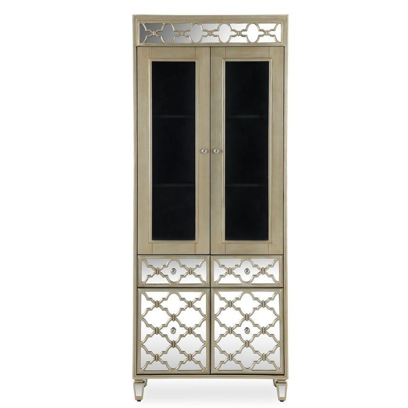 Whitney Curio Cabinet