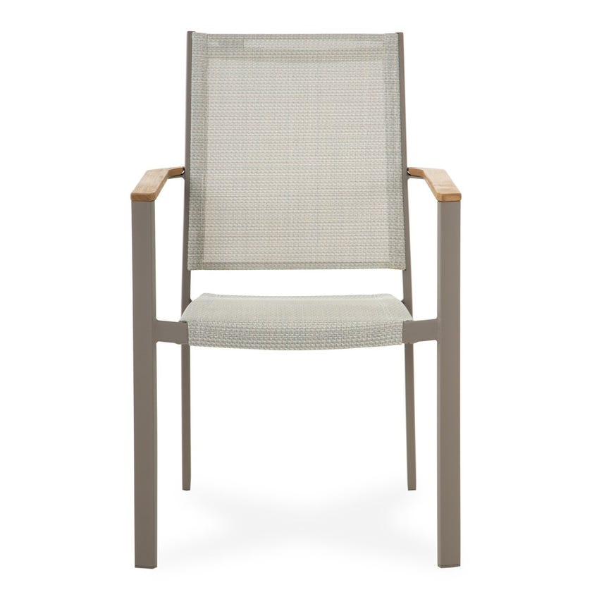 Maui Metal Dining Chair