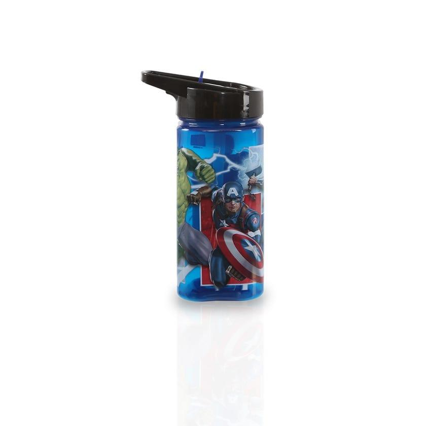 Stor Avengers Gallery Melamine Square Water Bottle