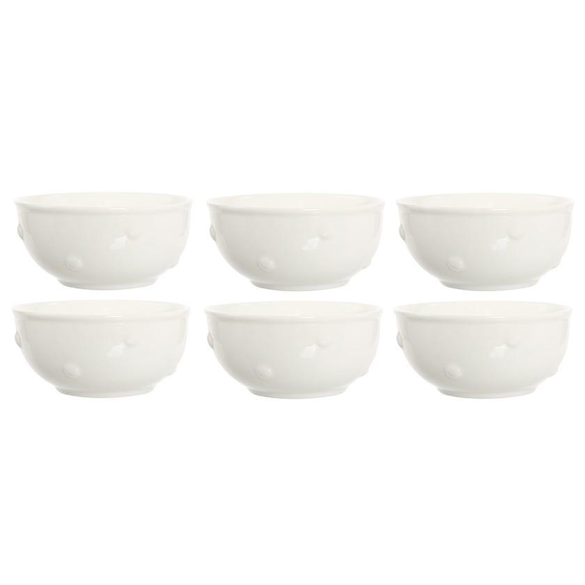 Symphony Reef Porcelain 4-Piece Bowl Set